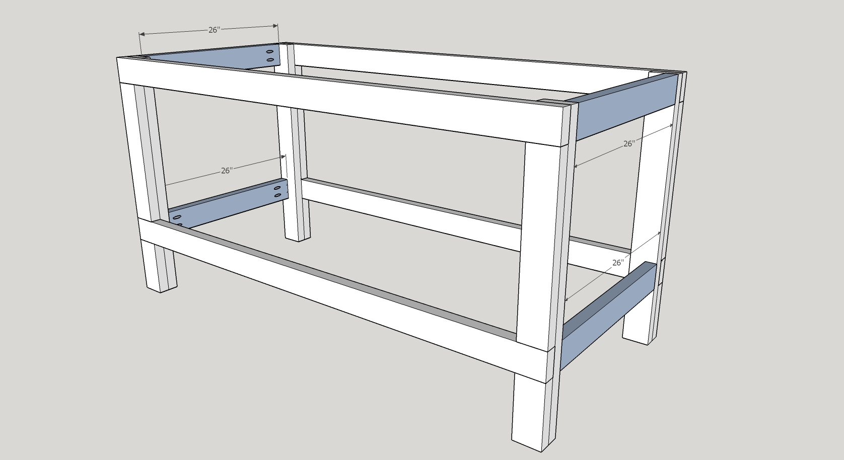 Swell Free Workbench Plans The Diy Hubs Ibusinesslaw Wood Chair Design Ideas Ibusinesslaworg