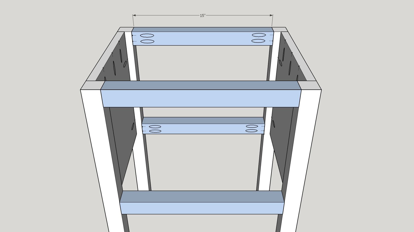 Free End Table Plans - The DIY Hubs